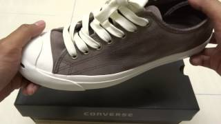 Converse Jack Purcell ox (Light Brown)