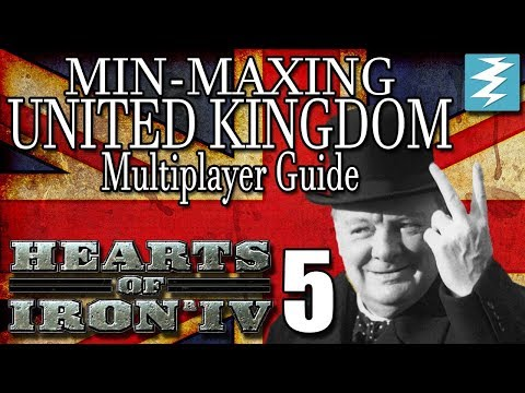 ACCIDENTAL DDAY [5] Multiplayer United Kingdom - Hearts of Iron IV HOI4
