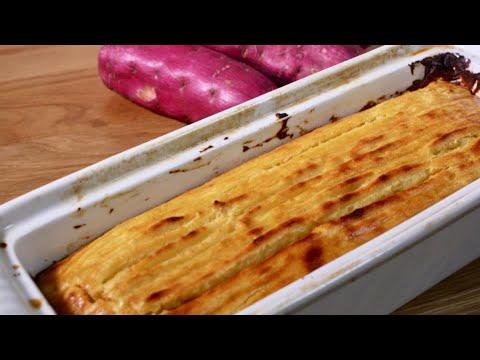 【スイートポテト】これ以上美味しい作り方はない sweet potato  お菓子の基本レシピ