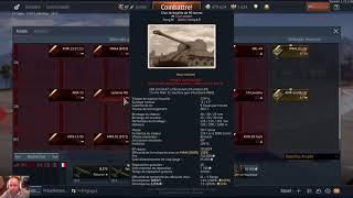 War Thunder : Les chars Français sont la