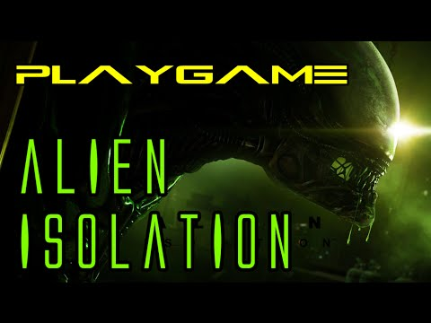 ALIEN ISOLATION - GAMEPLAY Español - [1080P Full Settings + Enhanced graphics v2 ] En Español