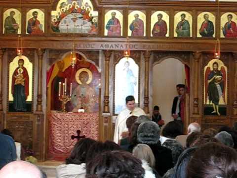 Rito del sabato santo 2009 santa pasqua a san benedetto ullano cs rito greco bizantino - Vi metto a tavola san benedetto ...