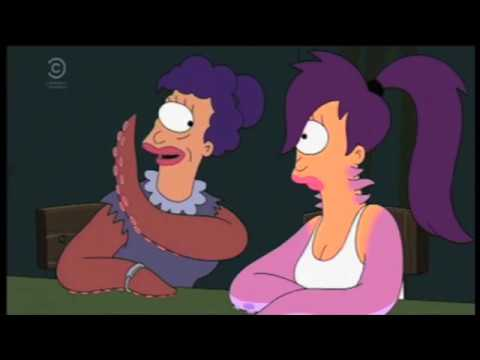 Futurama Characters Best Quotes Youtube