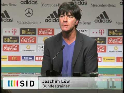 Löw und Beckenbauer voller Zuversicht