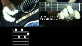 И. Корнелюк - Город, которого нет (Уроки игры на гитаре Guitarist.kz)