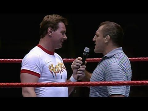 Piper's Pit with Bruno Sammartino: Madison Square Garden, October 21, 1985