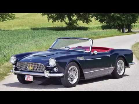 what makes it unique? don rose talks about the 1959 maserati 3500 gt