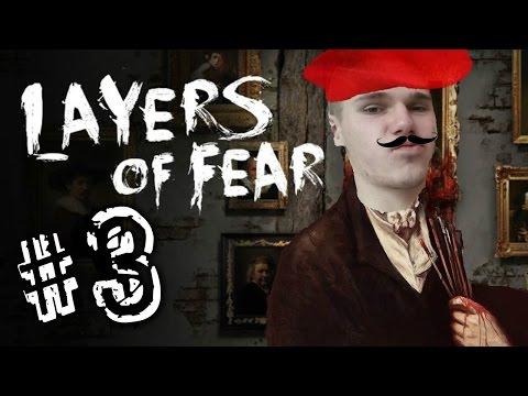 ► Layers of Fear | #3| Déjà vu | Let's Play SK/CZ