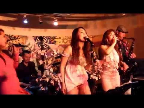 Jailhouse rock/Let's twist again/Johnny B Goode/Rock around the clock (Cover by Soulkiss Band Japan)