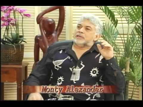 MONTY ALEXANDER on Caribbean Lifestyle TV Part 2