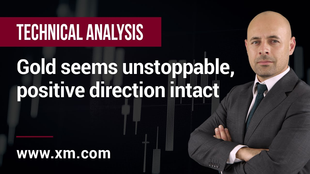 Technical Analysis: 13/07/2020 - Gold seems unstoppable, positive direction intact