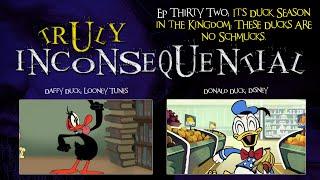 It's Duck Season in the Kingdom; These Ducks Are No Schmucks