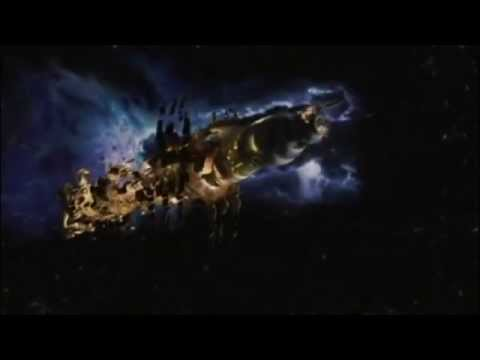 Babylon 5 Explodes in Violent Explosion