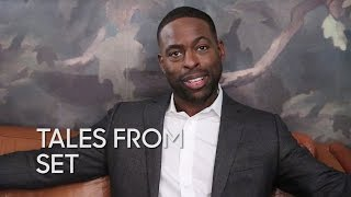 "Tales From Set: Sterling K. Brown on ""This Is Us"""