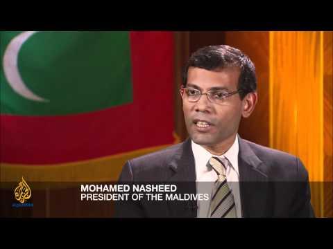 Talk to Jazeera - Mohamed Nasheed