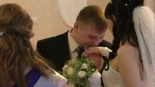 Свадебный клип Данила и Анны -  загс.mp4