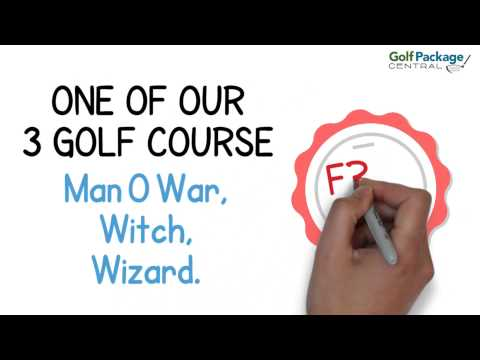 Mystical Stay and Play Golf Package