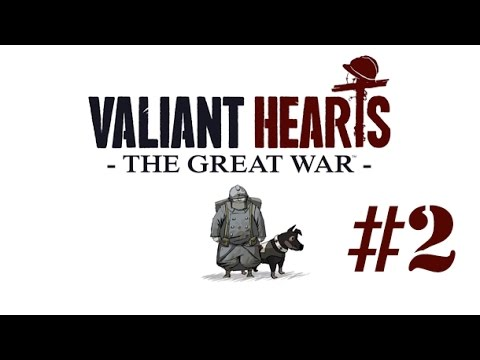 CHARGE |Forrest plays Valiant Hearts: The Great War Part 2 |