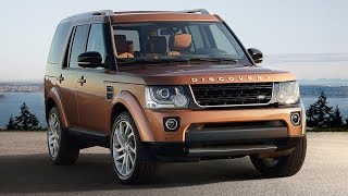 Land Rover Discovery SUV 2017