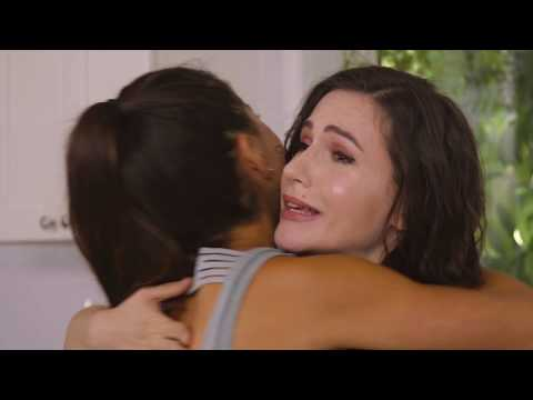 Getting Sticky & Limber SUSHI style  D takes your V card  S1 E3 w Daniella Monet & Erin Sanders