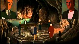 Broken Sword playthrough #30: Secret Meeting