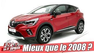 Renault Captur 2019 : Plus fort que le Peugeot 2008 ? - PJT Express