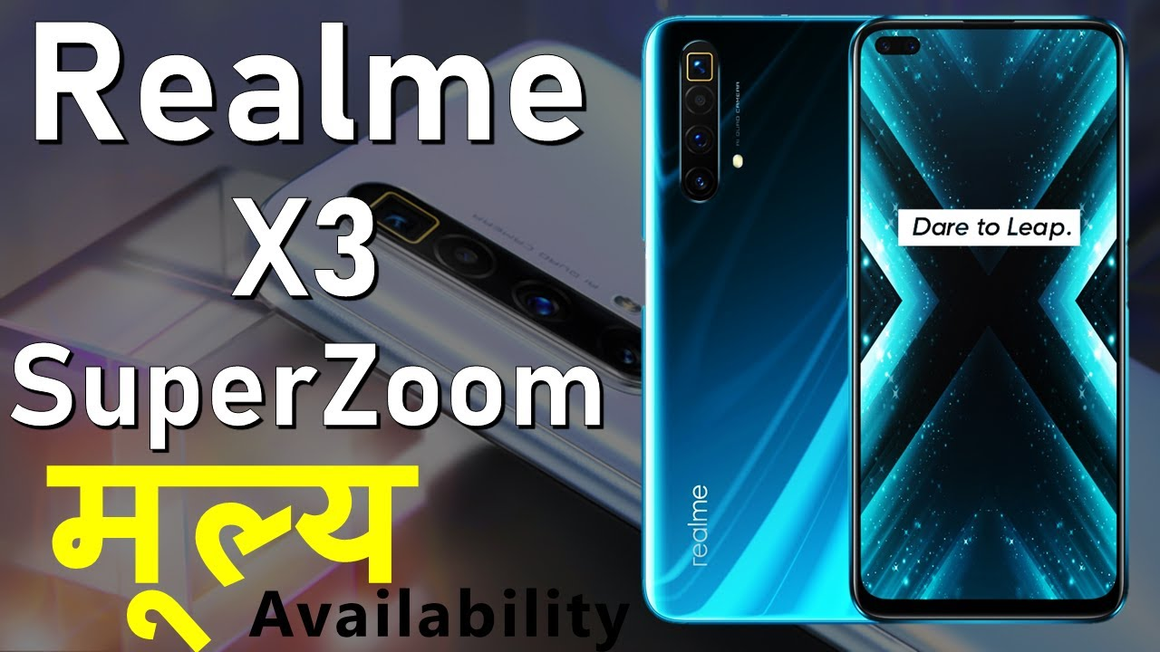 Realme X3 Superzoom Price In Nepal Specifications Availability