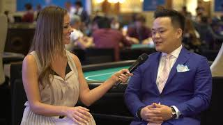 Chat with Paradise City Director of Poker Dom Choi