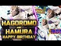 ** HAGOROMO & HAMURA BIRTHDAY BANNER ** | ** Naruto Shinobi Collection *