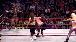 Bound For Glory 2010 - Tara Vs. Madison Rayne Vs. Velvet Sky Vs. Angelina Love