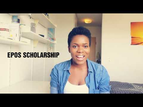 Ep1 EPOS Scholarship / Scholarships in Germany For International Students