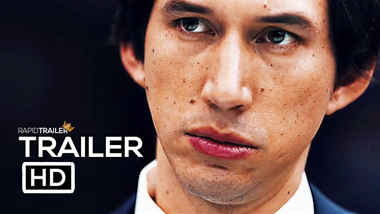 THE REPORT Official Trailer (2019) Adam Driver, Jon Hamm Movie HD