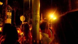 celebracion del mundial en la plaza del caballo -JEREZ- 2