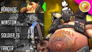 GUN GAME | Overwatch Custom Game