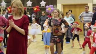 Смотреть видео Закрытие танцевального сезона 2016. ДЮСШ Энтузиаст, Москва онлайн