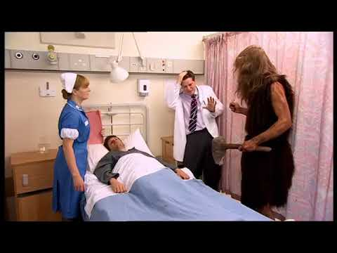 Horrible Histories Stone Age        Historical Hospital  Tattoo and trepanning
