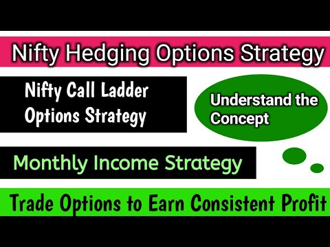 Nifty Call Ladder Strategy | Nifty Option strategy | zero Loss option Strategy