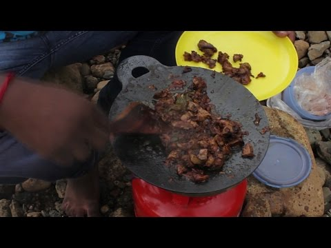 how to prepare chicken liver fry