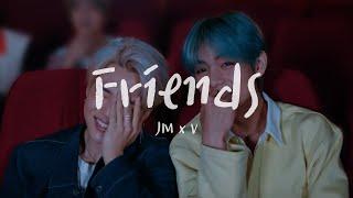[방탄소년단] Friends (친구) - 구오즈 Jimin V (지민/뷔) FMV (ENG/KOR SUB)