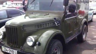 GAZ-69  best russian car. Ретро джип ГАЗ 69 на авторынке. Купить газ 69.(, 2016-04-05T18:06:30.000Z)