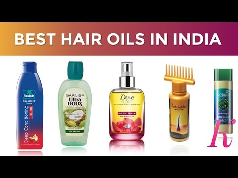 10 Best Hair Oils in India with Price | For Hair Growth & Thickness | 2017
