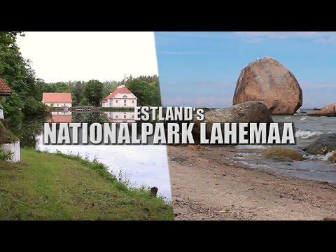 NATIONALPARK LAHEMAA - Estland