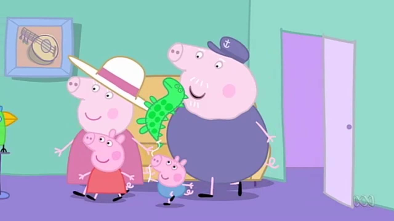 Peppa Pig - George's Balloon (46 episode / 4 season) [HD]