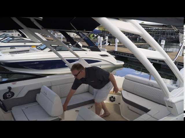 2021 SDX 270 Outboard Product Walk through