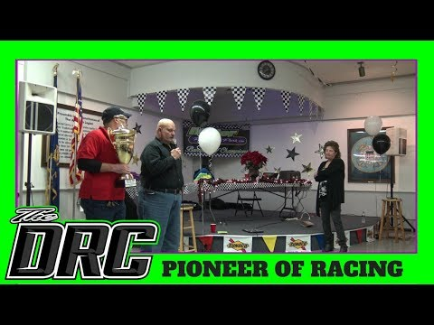 Moler Raceway Park | 1/20/18 | Pioneer Of Racing Award | Al Carrier