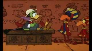 Count Duckula - Who might you be?