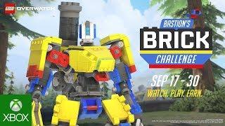 Overwatch Event | Bastion's Brick Challenge