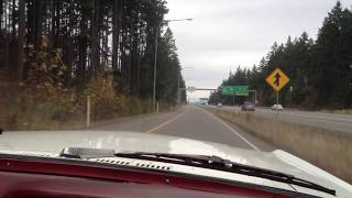 1965 Ford Mustang Stock 302 Freeway Onramp