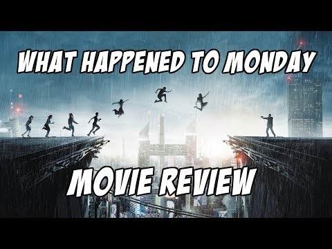 What happened to Monday (2017) Movie Review (A Netflix Original) Seven Sisters