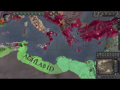 *PSI Live* - Crusader Kings II [Multiplayer] (Patricians of Amalfi) - Part 6: Campaign Slogan
